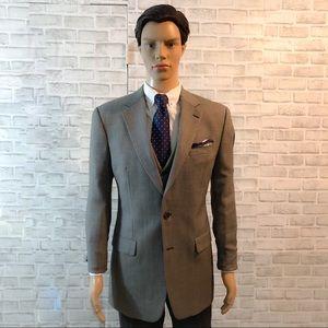EUC Ralph Lauren 100% Wool Three Piece Suit 40L